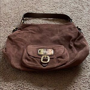 Michael Kors Suede Purse.